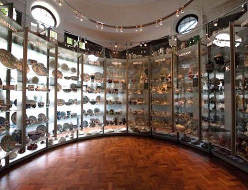Galeria de Ceramica, Victoria & Albert Museum, Londra